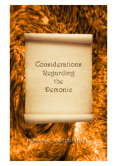 Considerations Regarding the Demonic